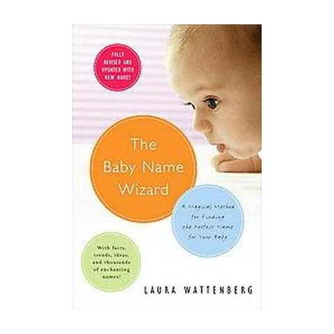 The Baby Name Wizard (Reissue) (Paperback)