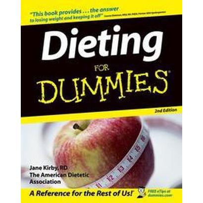 Dieting for Dummies (Subsequent) (Paperback)