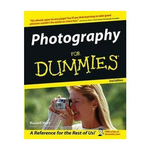 Photography for Dummies (Subsequent) (Paperback)