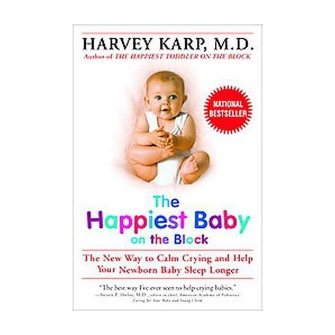 The Happiest Baby on the Block (Reprint) (Paperback)