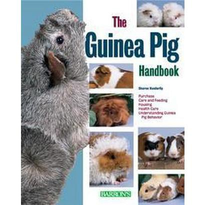 The guinea pig handbook paperback for Discount guinea pig supplies