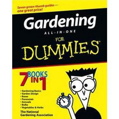 Gardening All-In-One for Dummies ( For Dummies Series) (Paperback)