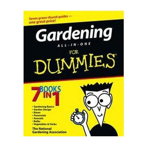 Gardening All-In-One for Dummies (Paperback)