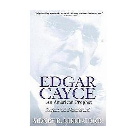 Edgar Cayce (Reissue) (Paperback)