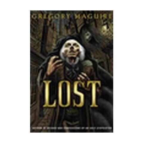 Lost (Reprint) (Paperback)