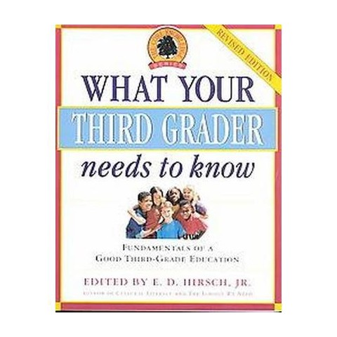 What Your Third Grader Needs to Know (Revised) (Paperback)