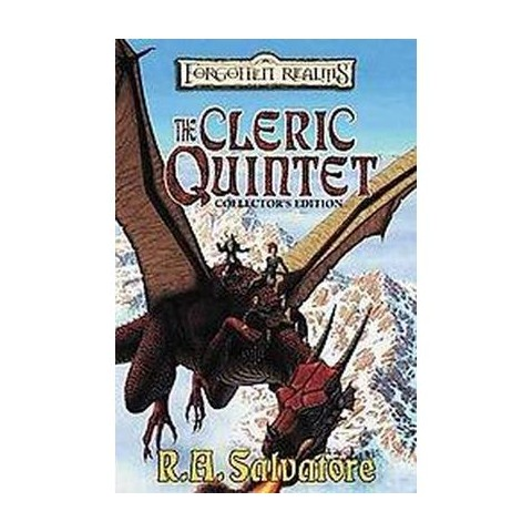 Forgotten Realms the Cleric Quintet (Collectors) (Paperback)