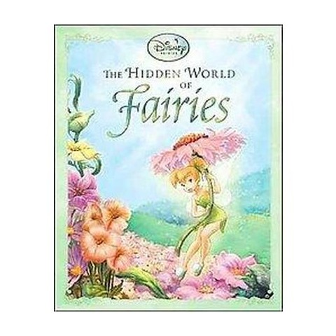The Hidden World of Fairies (Hardcover)