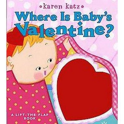 Where Is Baby's Valentine? (Board)