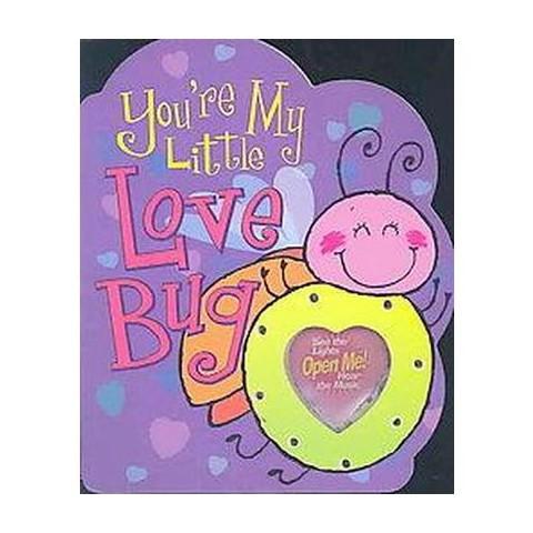 You're My Little Love Bug (Board)