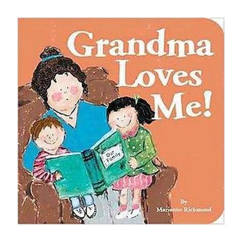 Grandma Loves Me! (Board)