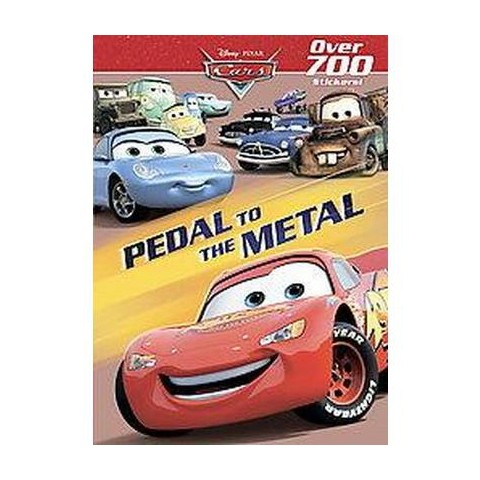 Pedal to the Metal (Paperback)