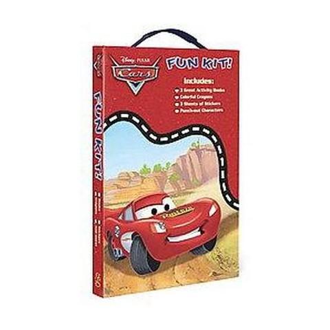 Cars Fun Kit! (Hardcover)