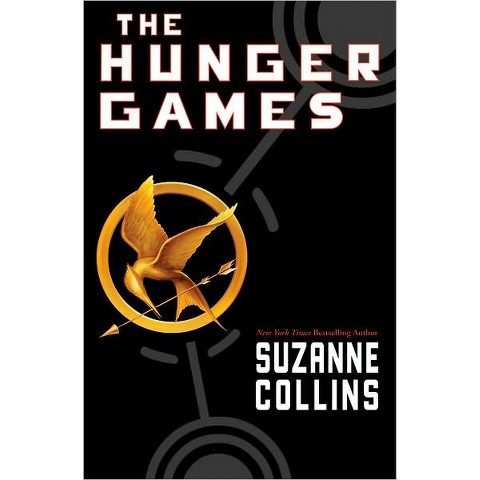 The Hunger Games (Hunger Games Series #1) by Suzanne Collins (Hardcover)