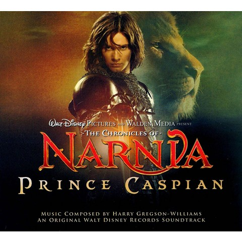 The Chronicles of Narnia: Prince Caspian (Original Soundtrack)