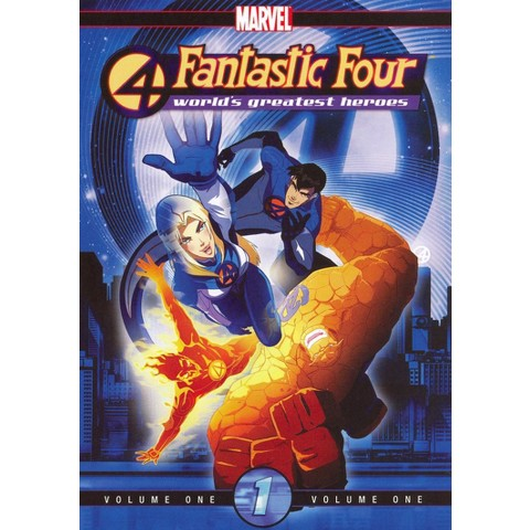 Fantastic Four: World's Greatest Heroes, Vol. 1