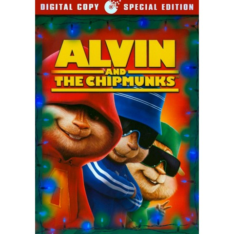 Alvin and the Chipmunks (Special Edition) (Includes Digital Copy) (2 Discs) (W) (Widescreen)