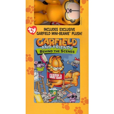 Garfield: Behind the Scenes (With Toy)