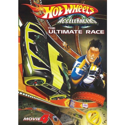 Hot Wheels: The Ultimate Race, Vol. 4 (Widescreen)
