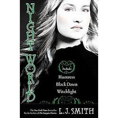 Huntress / Black Dawn / Witchlight (Paperback)