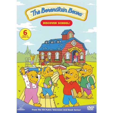 The Berenstain Bears: Discover School!