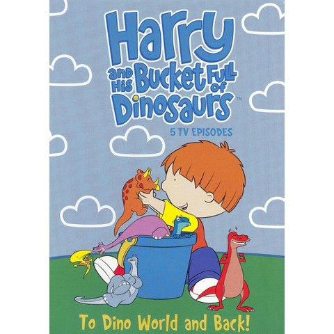 Harry and His Bucket Full of Dinosaurs: To Dino World and Back!