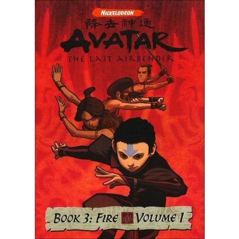 Avatar - The Last Airbender: Book 3 - Fire, Vol. 1
