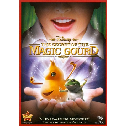 The Secret of the Magic Gourd (Widescreen)