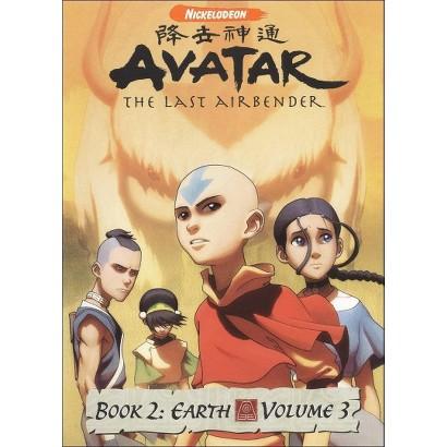 Avatar - The Last Airbender: Book 2 - Earth, Vol. 3