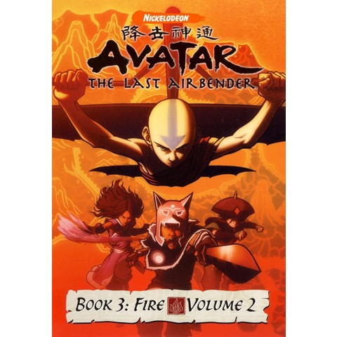 Avatar - The Last Airbender: Book 3 - Fire, Vol. 2