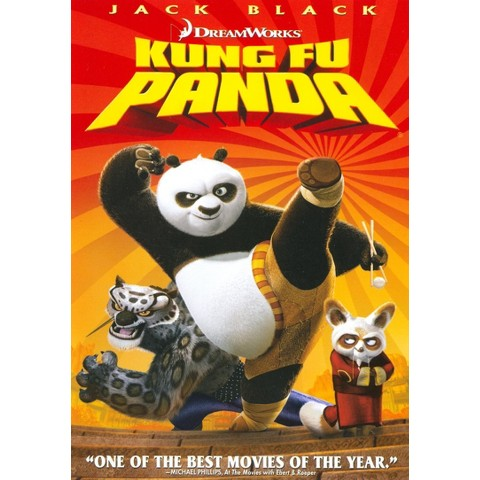 Kung Fu Panda/Secrets of the Furious Five  (2 Discs) (Widescreen)