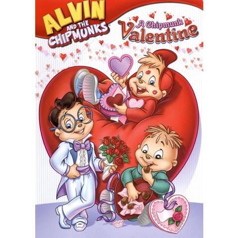 A Alvin and the Chipmunks: A Chipmunk Valentine
