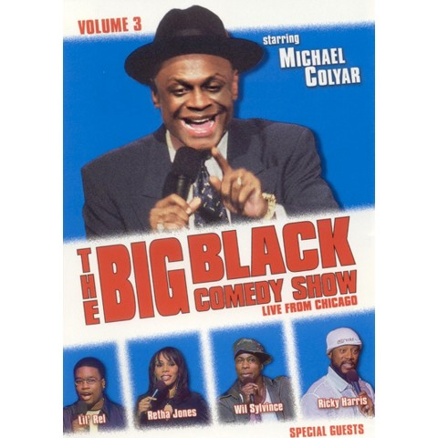 The Big Black Comedy Show, Vol. 3: Live From Chicago!