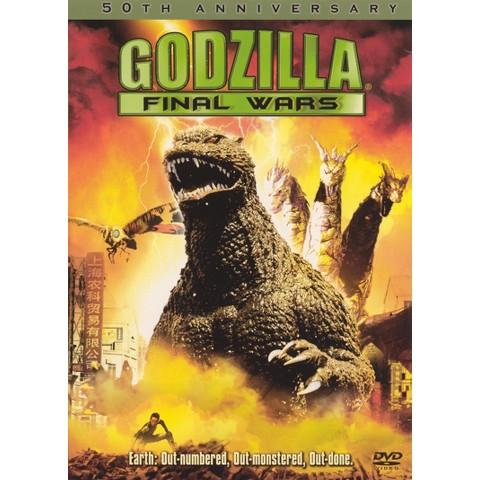 Godzilla: Final Wars (50th Anniversary Edition) (Widescreen)