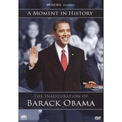 ABC News Presents: A Moment in History - The Inaugruation of Barack Obama