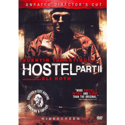 Hostel Part II (Unrated) (D) (Widescreen)