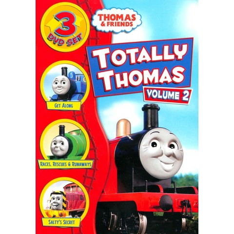 Thomas & Friends: Totally Thomas, Vol. 2 (3 Discs)