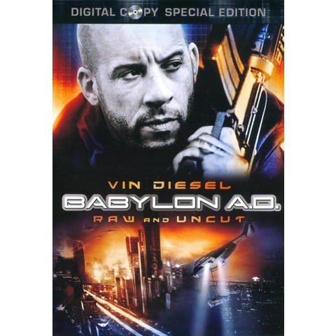 Babylon A.D. [Special Edition] [2 Discs] [Includes Digital Copy]