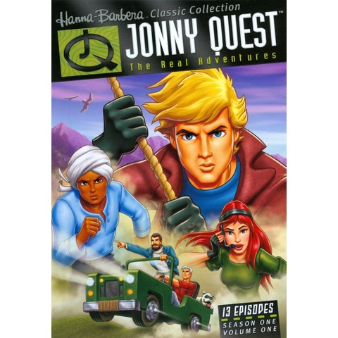 The Real Adventures of Jonny Quest: The Complete First Season [2 Discs]