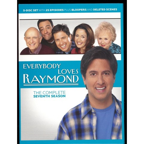 Everybody Loves Raymond: The Complete Seventh Season (5 Discs) (Widescreen)