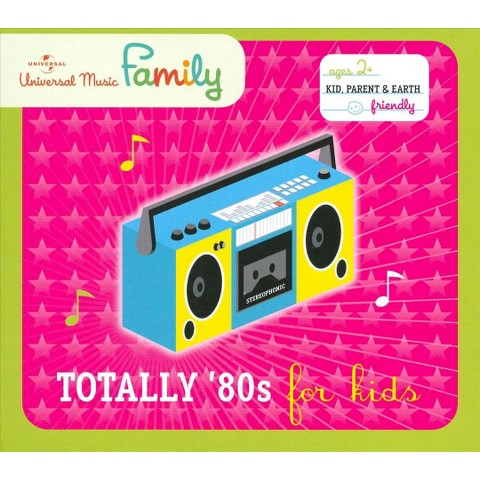 Totally '80s for Kids