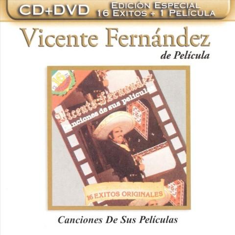 Canciones de Sus Peliculas: El Arracadas (CD/DVD)