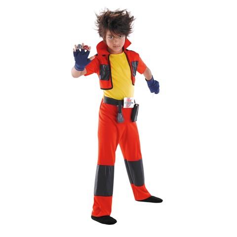 Boy's Bakugan Dan Costume
