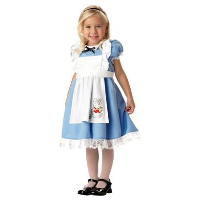 Toddler Girl Lil' Alice in Wonderland Costume