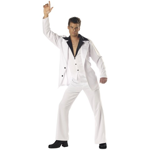 Men's Saturday Night Fever Costume