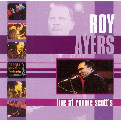 Live at Ronnie Scott's (DualDisc) (Instrumental)