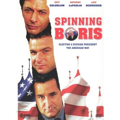 Spinning Boris (Widescreen)
