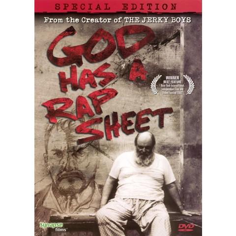 God Has a Rap Sheet (S) (Widescreen)