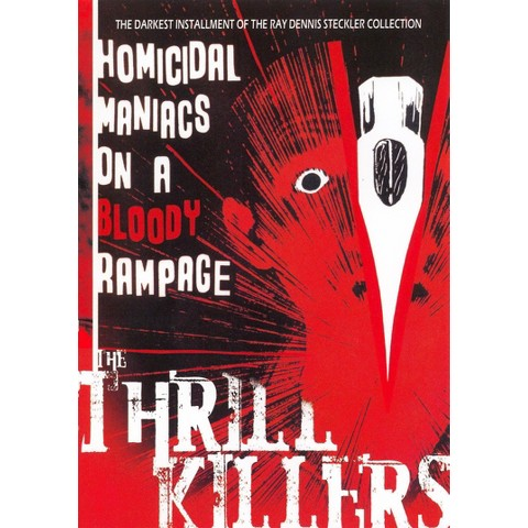 The Thrill Killers (S) (Widescreen) (Ray Dennis Steckler Collection)