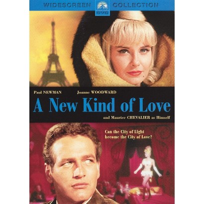 A New Kind of Love (S) (Widescreen) (Paramount Widescreen Collection)